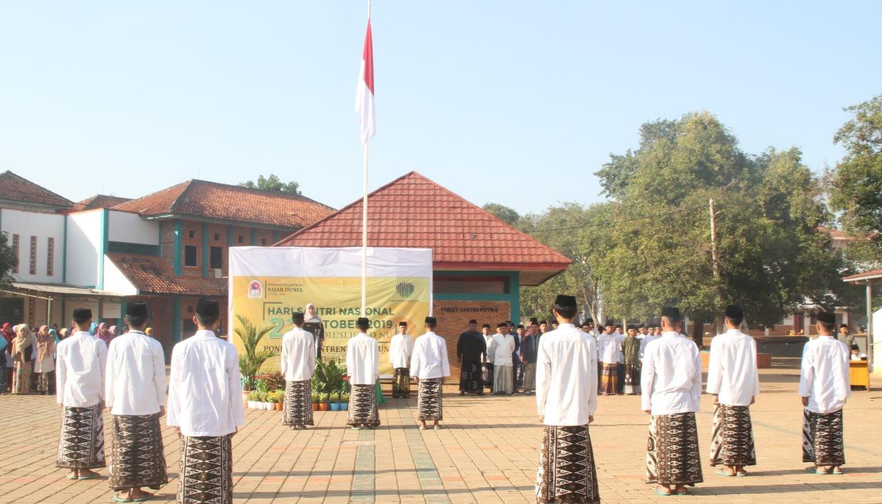 22 Oktober, Upacara Peringatan Hari Santri Nasional